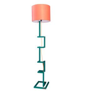 Lampe structurée