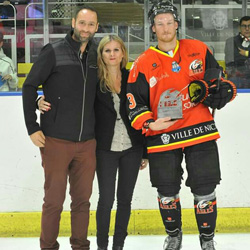 Partenariat Les Aigles de Nice – Hockey sur Glace